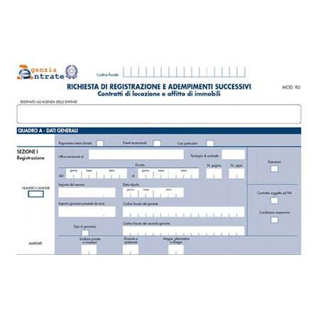 mobili studio di registrazione registrazione risoluzione e proroga contratti di