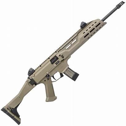Scorpion Evo Cz Carbine S1 Fde 9mm