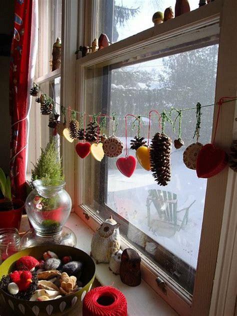 Edle Weihnachtsdeko Fenster by Kreative Ideen F 252 R Eine Festliche Fensterdeko Zu Weihnachten