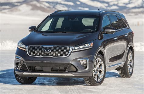 2019 Kia Sorento Towing Capacity And Cargo Space