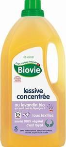Lessive Qui Sent Bon : biovie lessive concentr e au lavandin bio 2 l boutique ~ Melissatoandfro.com Idées de Décoration