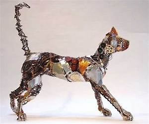 How to Recycle: Amazing Junk Art Sculptures Made from