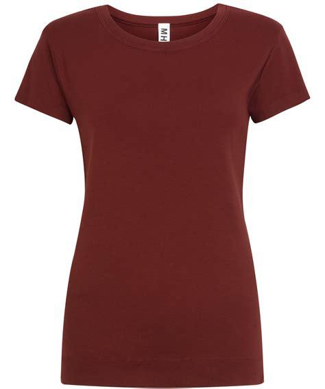 burgundy t shirt s mhl by margaret howell burgundy t shirt in lyst