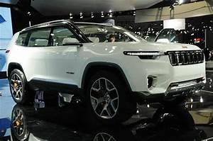 4x4 Hybride Rechargeable : jeep son premier 4x4 hybride rechargeable d voil shanghai ~ Gottalentnigeria.com Avis de Voitures
