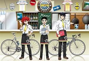 "Crunchyroll - ""Yowamushi Pedal"" Collaboration Cafe&Bar ..."