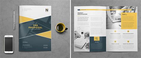 design proposal template  protect  bottomline