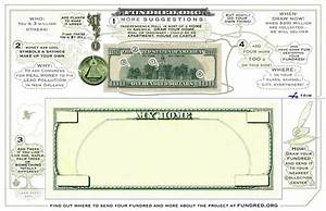 Million dollar bill template for Million dollar bill template