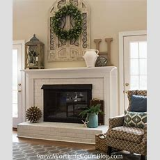 211 Best Images About Mantel & Hearth Decorating On