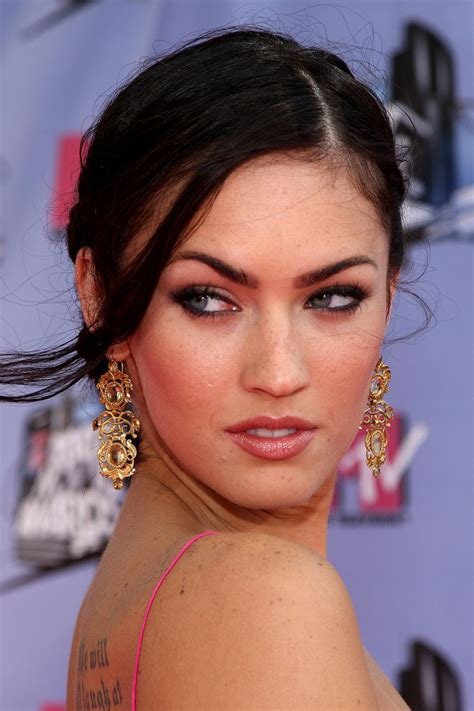 Megan Fox Before After Beautyeditor