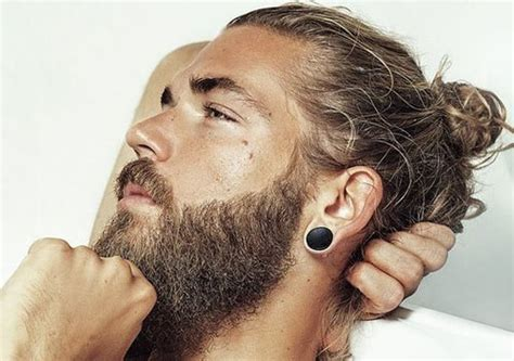 grow hair long hair men guide