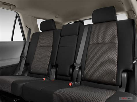2011 4runner Sliding Rear Cargo Deck by 2011 Toyota 4runner Interior U S News World Report
