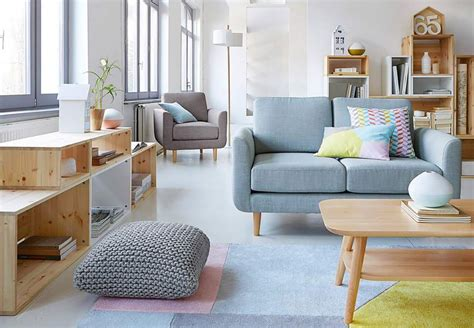 meubles canap駸 la redoute des meubles pour toute la maison femme actuelle
