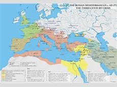The Roman Empire during the Crisis of the Third Century