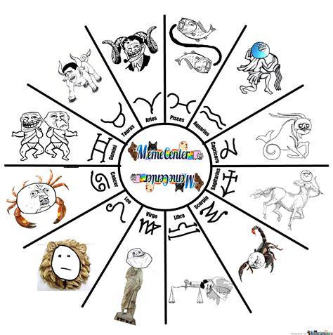 Zodiac Meme - meme zodiac by opahk meme center