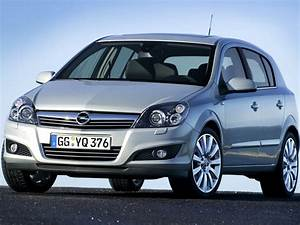 Opel Astra 5 Doors - 2007  2008  2009