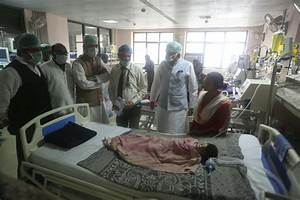 AFTER 63 CHILDREN'S DEATHS, GORAKHPUR HOSPITAL FINALLY ...