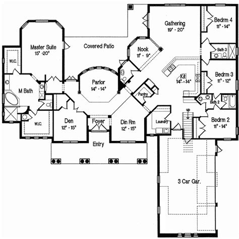 photo of house plans unlimited ideas sweeping angles and unlimited vistas 4280mj 1st floor