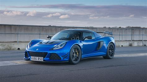 Lotus Exige Sport 380 (2016) Review