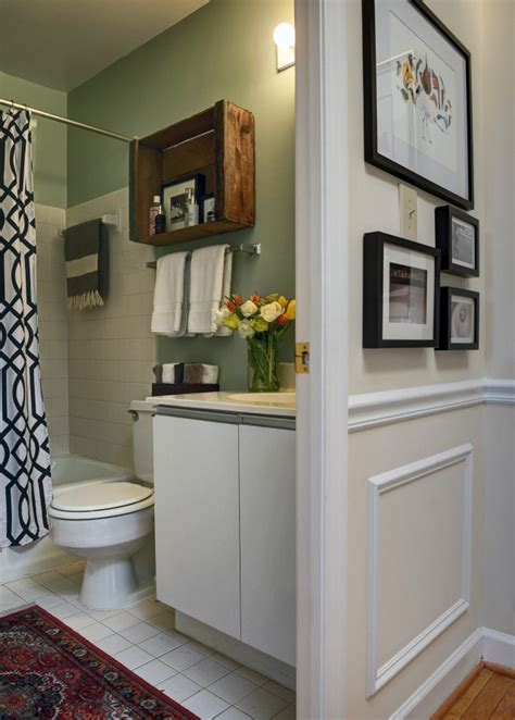 bathroom decor ideas for apartments nine tips for apartment decorating on a budget the