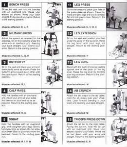 home gym exercises - Google Search | Yoga n exercises ...