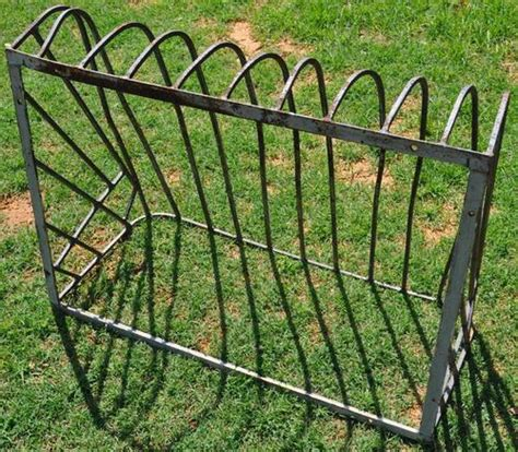 metal hay feeder 3 metal hay feeders for horses plus 3 feeding nets your