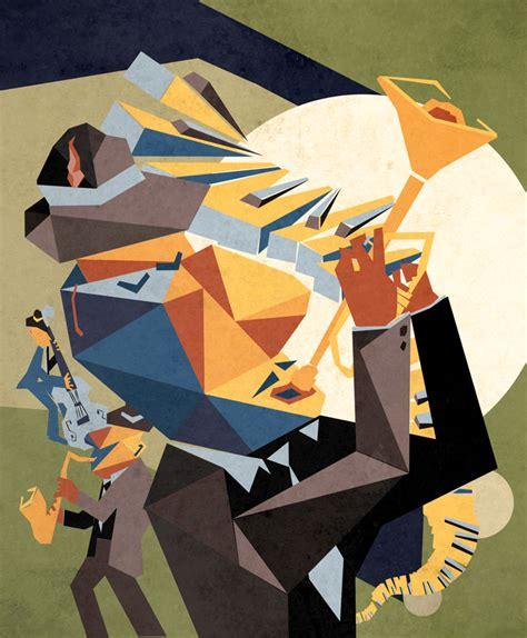 wallpaper kitchen enjoy magazine jazz illustration chris corsi