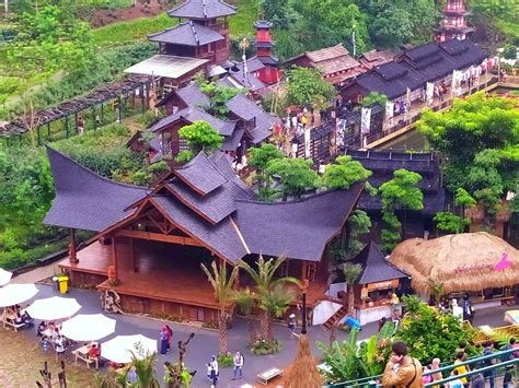 great asia africa lembang tiket wahana juni