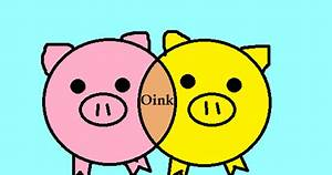 The Graph Enthusiast  Pig Day And Yellow Pig Day