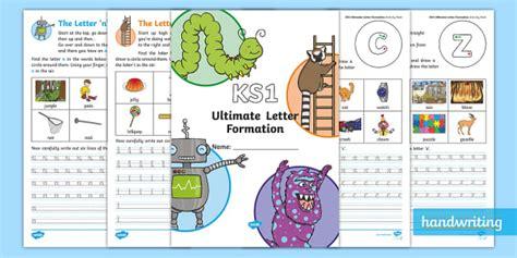 eyfsks ultimate letter formation practice