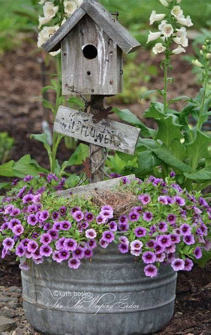 Best Primitive Garden Images Pinterest Autumn