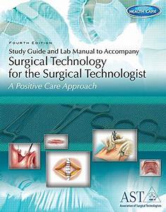 9781111037581  Study Guide And Lab Manual For Surgical