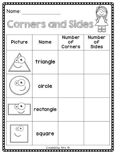 shapes teaching shapes preschool math shapes worksheets