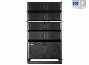 Active Line Array System