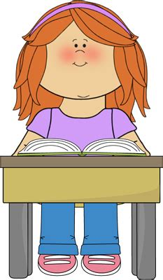 students working independently clipart student reading school book clip school