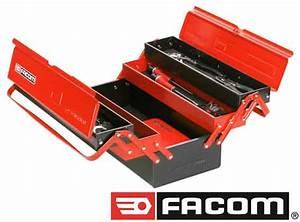 Boite A Outils Complete Facom : caisse outils 5 cases 470 x 220 x 215 mm facom sur ~ Dailycaller-alerts.com Idées de Décoration