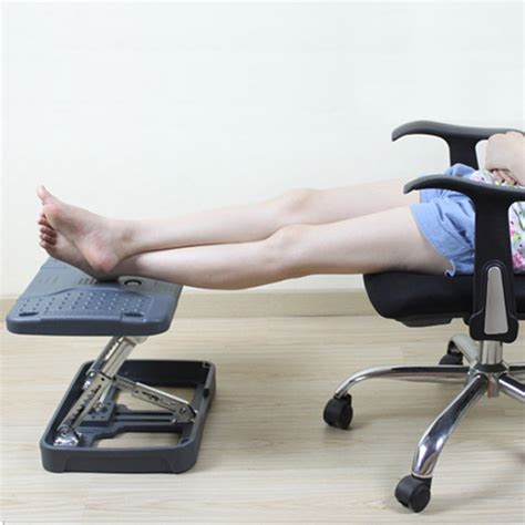 standing desk foot rest desk foot rest rocknstop footrest tilting leg rest stool