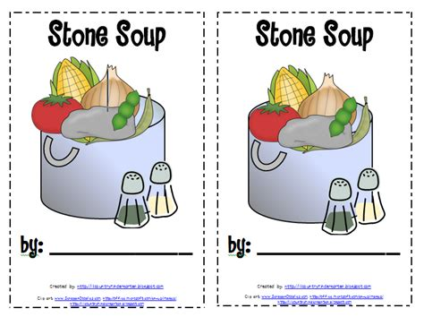 lil country librarian soup printables 187 | stonesoupcolor