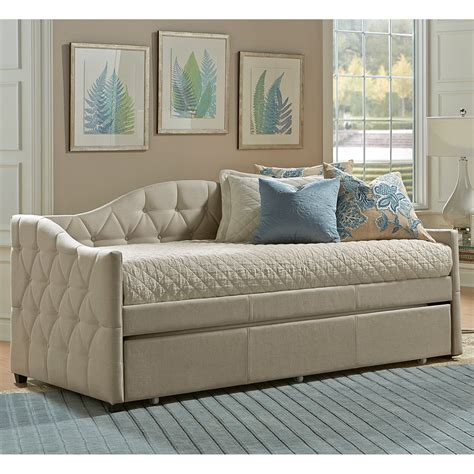 hillsdale furniture jamie tufted upholstered daybed
