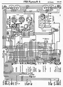 1957 Plymouth Wiring Diagram