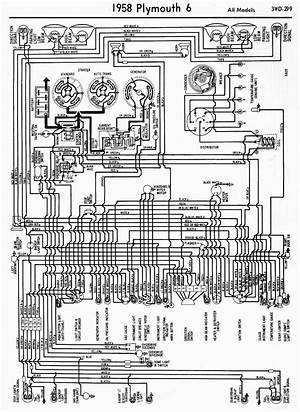 1955 Plymouth Wiring Diagram 42660 Antennablu It