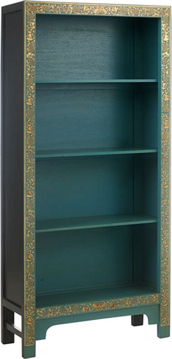 Blue Bookcase classic bookcase blue children s bookcases