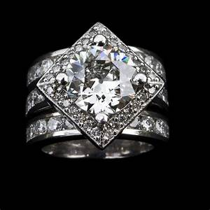 engagement wedding rings With big beautiful wedding rings