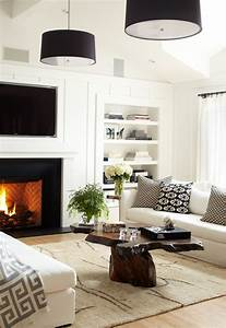 72, Living, Rooms, With, White, Furniture, Sofas, And, Chairs