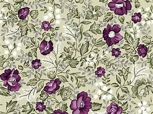 18+ Vintage Floral Wallpapers   Floral Patterns ...