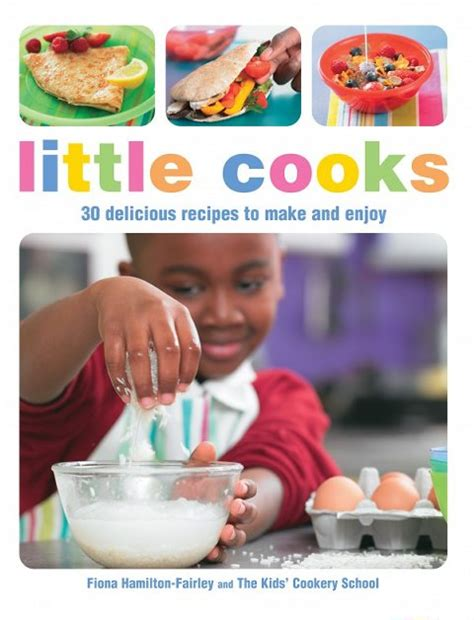 Lazy Friday Cookery Lessons For Your Little Chef