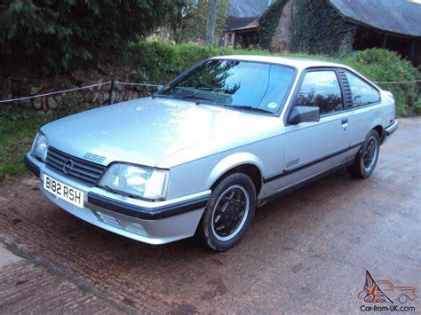 1985 (b) Opel Monza Gse 3.0e Coupe,auto,new Mot,straight