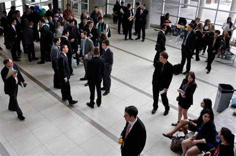 ubc s faculty of management hosts career days nov 2 to 5