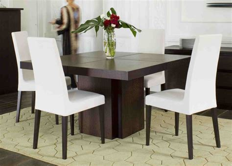 Dark Kitchen Ideas - madeira square dining table dining tables dining furniture