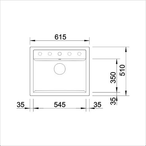 kitchen sink dishwasher blanco dalago 6 2669