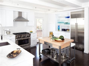 tight budget   narrow kitchen island midcityeast